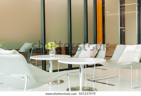 Stupendous Close Modern Chairs Modern Waiting Room Stock Photo Edit Bralicious Painted Fabric Chair Ideas Braliciousco