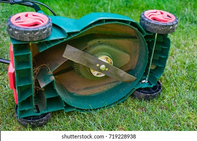Lawn Mower Blade High Res Stock Images Shutterstock