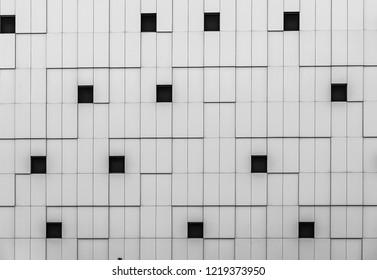 Close up Modern Tile Background