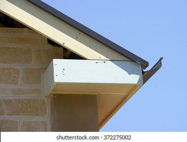 Roof Fascia Board Images, Stock Photos & Vectors   Shutterstock