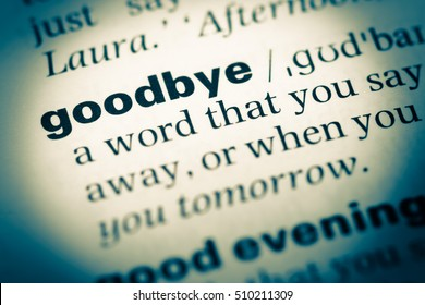 Goodbye Languages Images, Stock Photos & Vectors | Shutterstock
