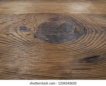 close up of old sunburnt spruce wood showing the wooden structure