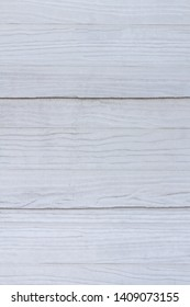 Close up old white substitute wood and high quality of fiber board  texture and background for design and architecture, Wooden plank pattern from cement striped wood wall textured for decoration