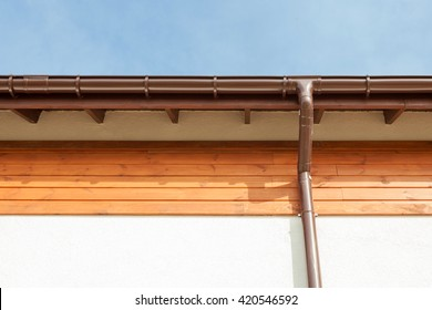 Roof Fascia Board Images, Stock Photos & Vectors | Shutterstock