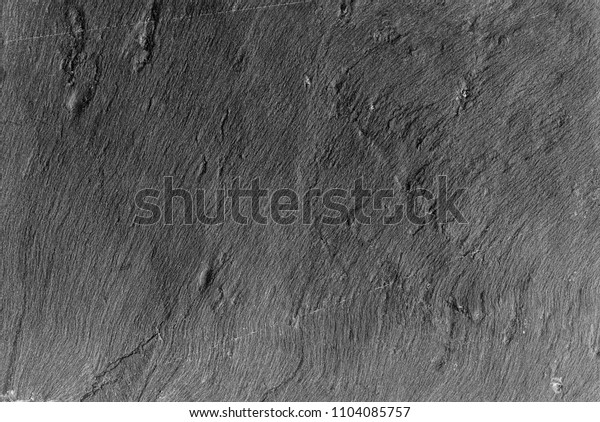 close up on slate irregular texture