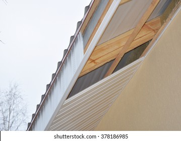 Roof Fascia Images, Stock Photos & Vectors | Shutterstock