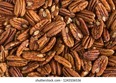 Close up of Pecans