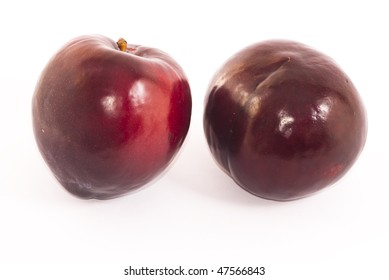 Close up of Plums - the sweet sour fruit