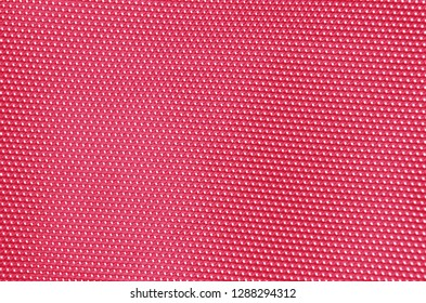 Close up of polyester textured synthetical background