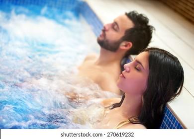 Jacuzzi interracial dating