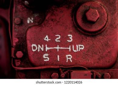 Gear Shift Drum Images, Stock Photos & Vectors | Shutterstock