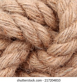 close up of rope part background