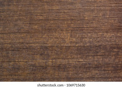 Close up rusty brown wooden background