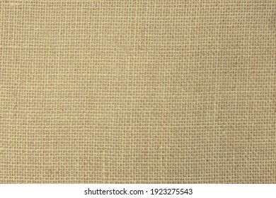 close up of sack texture for background