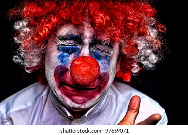 1000 Sad Clown Stock Images Photos Vectors Shutterstock