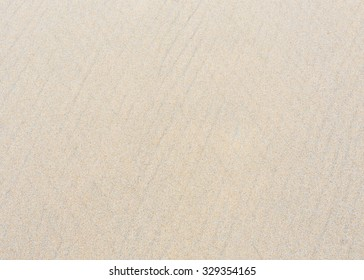 Close up sand texture on the beach for background