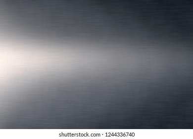 close up shot of grey shiny metal surface.