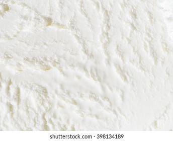 close up shot of ice cream as background
