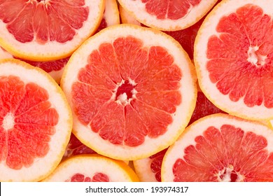 how to cut a grapefruit in slices