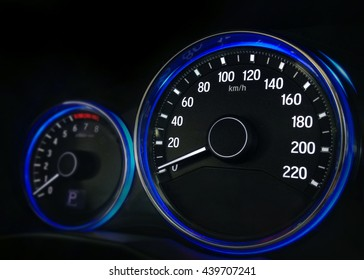 Similar Images Stock Photos Vectors Of Speedometer Parked Car Lcd