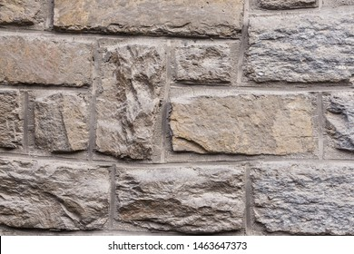 Close up stone wall texture background