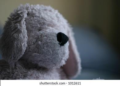 Close up of Stuffed animal