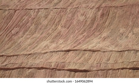 Close up of textured sandstone