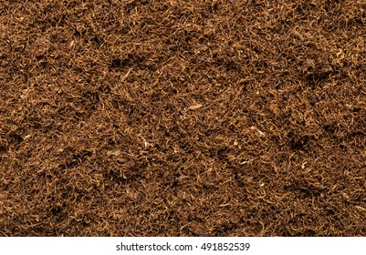 close up tobacco texture background