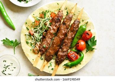 Turkish Kebab Images Stock Photos Vectors Shutterstock