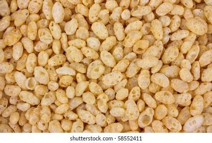 Close View Generic Rice Cereal