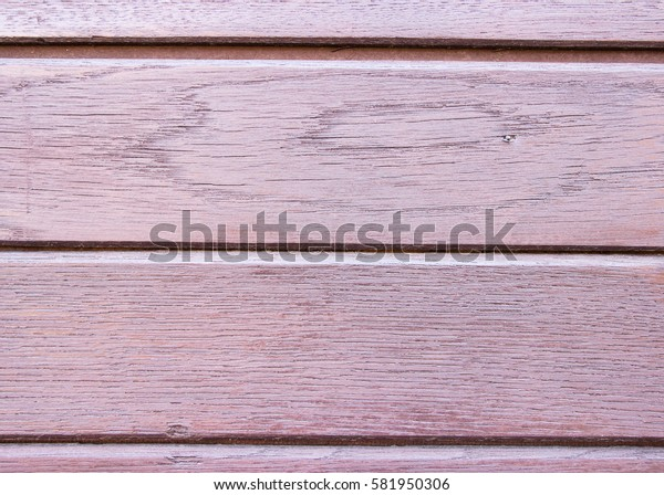 Close up of wall made of wooden planks. Background.