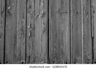 Close up of weathered wooden boards