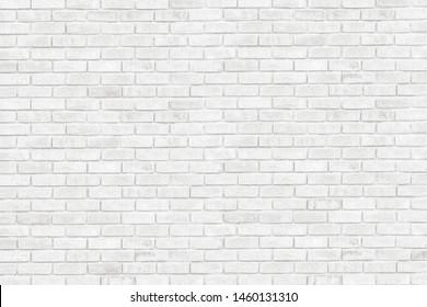 close up white brick wall background