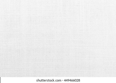 Close up white Chinese linen fabric texture background