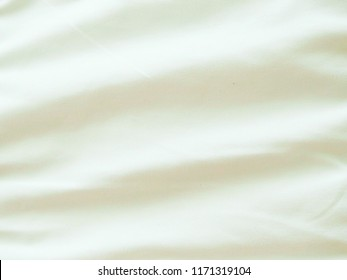 close up of white cotton for texture background