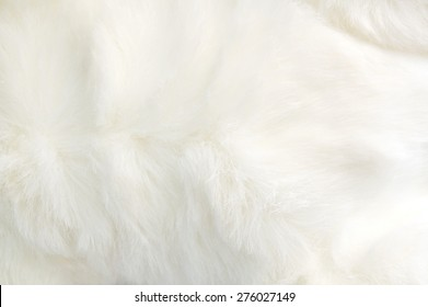 close up white fabric soft and puffy texture