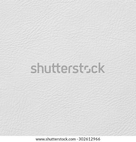 Close White Leather Texture Background Seamless Stock Photo Edit