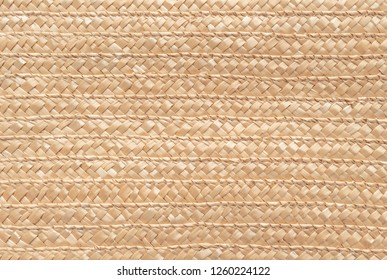 Close up wicker basket texture for use as background . Woven basket pattern and texture.