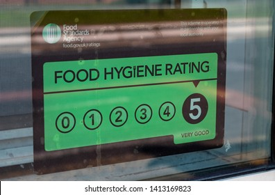 Food Hygiene Rating Images Stock Photos Vectors
