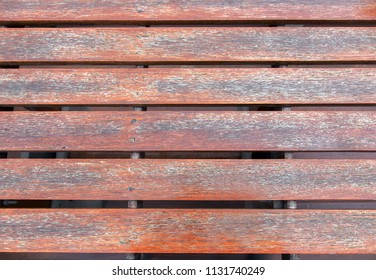 close up wood stript background. wood fence or floor concept