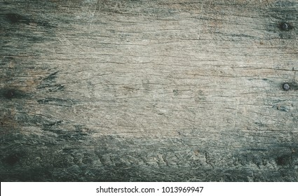 Close - up of wooden texture and wood floor and dark wooden crack, Background by old wooden texture and wood crack.