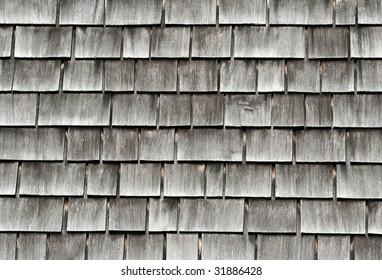 Close Up Wooden Tile Background