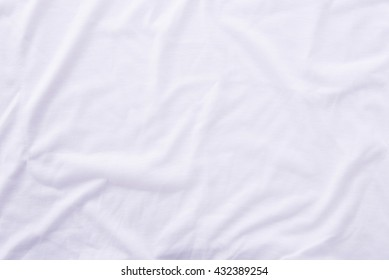 bed sheets texture. Simple Texture Close Up Of Wrinkled White Bedsheet Texture Background In Bed Sheets Texture