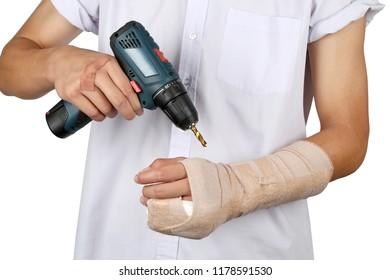 Boy Broken Wrist Images, Stock Photos & Vectors | Shutterstock