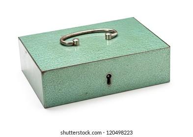 closed cash box