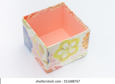 closed up colorful gift box