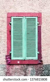 Closed Window Panes
