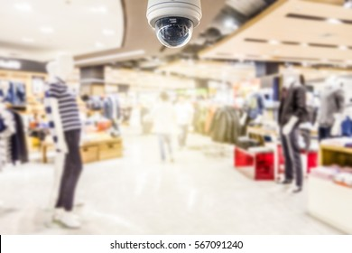 Closed-circuit television,Security CCTV camera or surveillance system in office building shopping mall ,use video cameras transmit a signal to a specific place