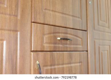 closet door close up