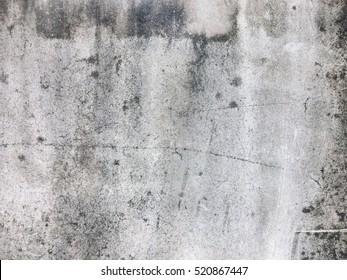 Closeup abstract dirty dark concrete wall texture background